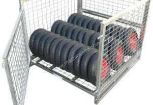 Stillage Cage Flatpacked