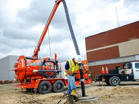 Ditch Witch FX60, 800 to 1200 gallon, 1025cfm, vac - picture0' - Click to enlarge