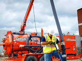 Ditch Witch FX60, 800 to 1200 gallon, 1025cfm, vac - picture1' - Click to enlarge
