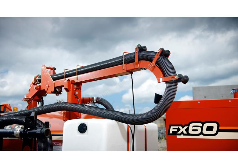 Ditch Witch FX60, 800 to 1200 gallon, 1025cfm, vac