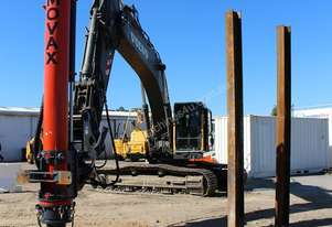 Excavated Mounted Piling Hammer IH-25D