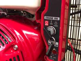 BOSS 42CFM/ 13HP HONDA Petrol Compressor (E/Start) - picture1' - Click to enlarge