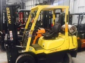 Used LPG Hyster 2.50TX forklift - picture0' - Click to enlarge