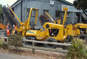 RT350 Vermeer Trenching Machine