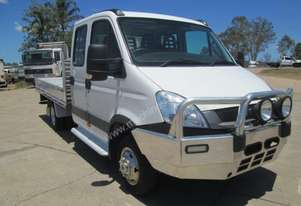 IVECO DAILY 50C 17/18 Tray Truck