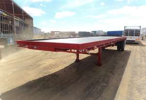 Freighter R/T Lead/Mid Flat top Trailer