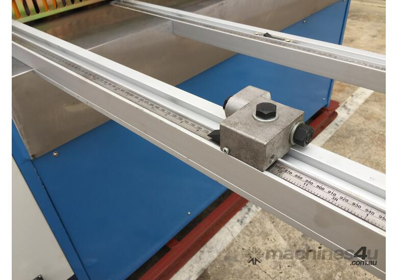 1270mm x 3.5mm EMS With Rear Sheet Supports