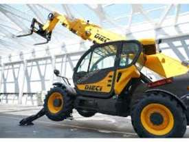 Hire Telehandler 4ton - 17m - picture0' - Click to enlarge