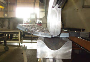 PRESS BRAKE TOOLING BULL NOSE Top Punch