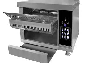 CVT-02 Electric Conveyor Toaster