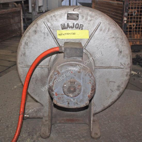 3HP MAJOR Forge Furnace Combustion Air Blower 3 Ph