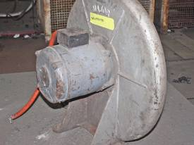 3HP MAJOR Forge Furnace Combustion Air Blower 3 Ph - picture1' - Click to enlarge