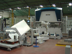 Press Brake with Robotic Bending Cells - picture4' - Click to enlarge