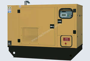 26kVA  Diesel Enclosed *Finance this for $114.48pw