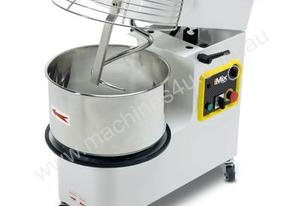 iMix 50 Litre Spiral Mixer With Fixed Bowl 2 Speed, Double Chain