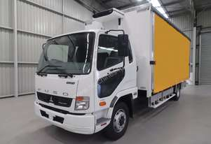 Fuso Fighter 1224 Curtainsider Truck
