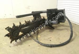 900MM CHAIN TRENCHER WITH ADJUSTABLE SIDE SHIFT