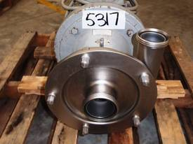 Centrifugal Pump - Inlet 80mm - Outlet 65mm . - picture2' - Click to enlarge