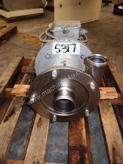 Centrifugal Pump - Inlet 80mm - Outlet 65mm .