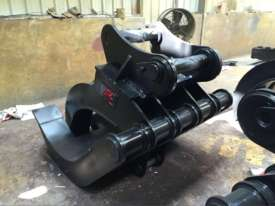 A.R.E 30 ton log grab grapple - picture0' - Click to enlarge