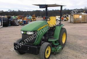 JOHN DEERE 3320 TRACTOR WITH MOWER