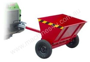 Avant Towable sand salt spreader