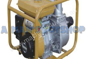 WATER PUMP 80MM 5HP ROBIN PETROL 60000L