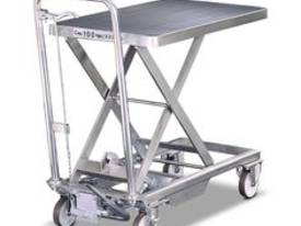 Full Stainless Steel Trolley