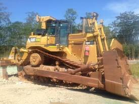Caterpillar D9T Std Tracked-Dozer Dozer