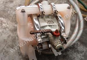 Wilden Diaphragm Pump - In/Out:12mm