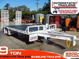Heavy Duty 9 TON Baseline Tag Trailer - picture0' - Click to enlarge
