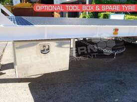 Heavy Duty 9 TON Baseline Tag Trailer - picture3' - Click to enlarge