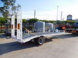 Heavy Duty 9 TON Baseline Tag Trailer - picture5' - Click to enlarge