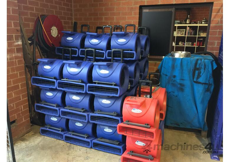 Carpet Blowers (Near New) OVER 120 IN STOCK