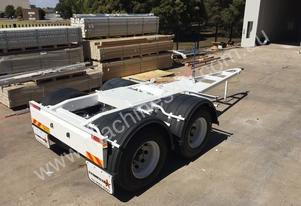 Stonestar Semi Dolly(Low Loader) Trailer