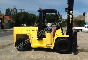 Hyster H7.00 xl forklift side shift 6 cylinder