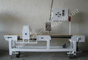 Conveyor Metal Detector - 350 x 135mm Opening