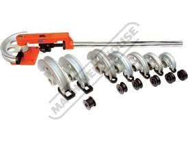 TBRS-25 Manual Tube Bender - Round & Square 9.52 - 22.22mm OD Round Tube Capacity, <br> 19.05 & 25.4 - picture0' - Click to enlarge