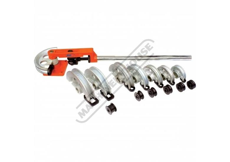 TBRS-25 Manual Tube Bender - Round & Square 9.52 - 22.22mm OD Round Tube Capacity, <br> 19.05 & 25.4