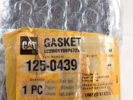 Genuine Caterpillar 125-0439 Gasket CAT D22M01Y09P - picture3' - Click to enlarge