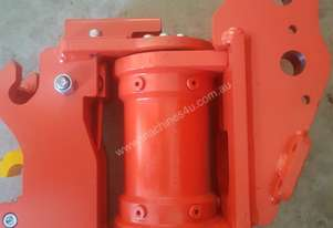 Kubota kx018-4 Power tilt head