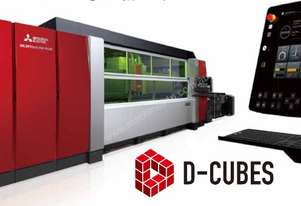 New Mitsubishi eX- Fiber Laser Cutting Machine