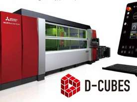New Mitsubishi eX- Fiber Laser Cutting Machine - picture0' - Click to enlarge