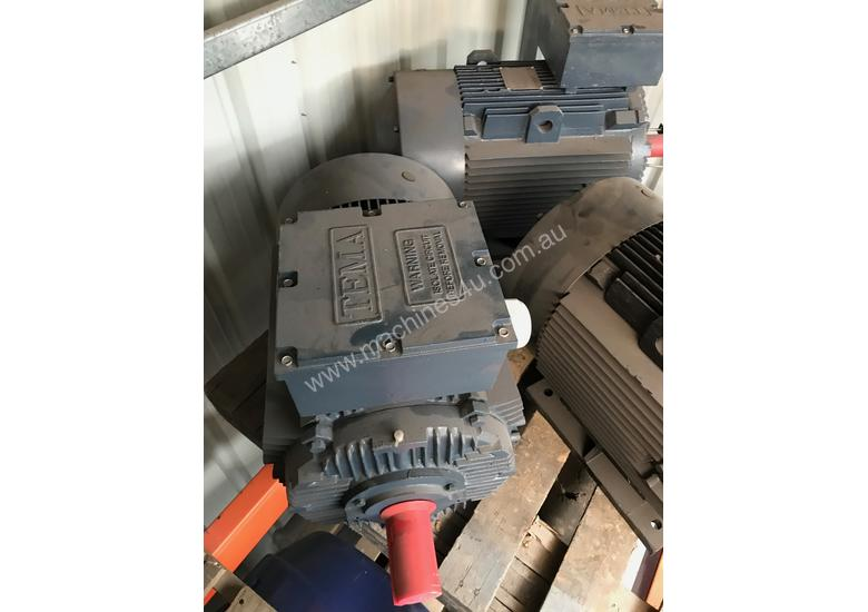 22 kw 30 hp 6 pole 415 v AC Electric Motor