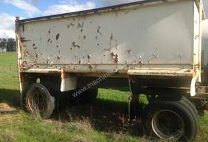 Rickard Tipping Trailer
