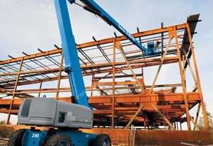 GENIE Z-80/60 Mobile knuckle boom lift  - 26m (85ft) diesel