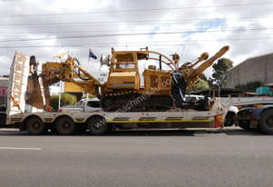 P185 cable plow for hire , Telstra approved ,    zero tension ,