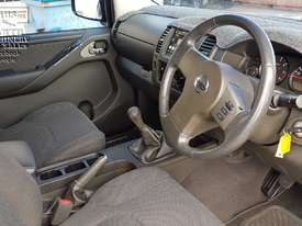 Nissan Navara, immaculate condition. - picture5' - Click to enlarge