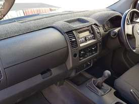 Nissan Navara, immaculate condition. - picture13' - Click to enlarge