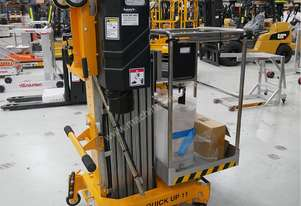 Haulotte Push Around Boom Lift | Quickup 11